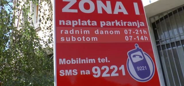 parking indjija